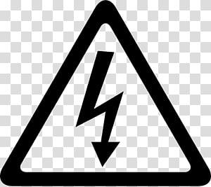 Tegangan tinggi Listrik, sengatan listrik png