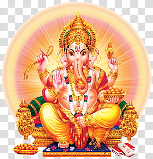 Ganesha, Ganesha Shiva Parvati Kali Hinduisme, swamy png