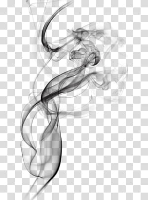 Tinta Asap, Asap hitam, ilustrasi asap hitam png