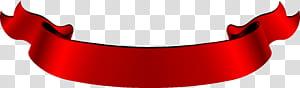 Pita web pita merah, Pita lipat merah vintage, pita merah png