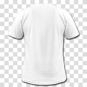 kaos leher putih awak, kaus Disneyland Hoodie American Apparel, kembali png