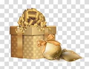 Hadiah Natal, Hadiah Natal, Hadiah Emas png