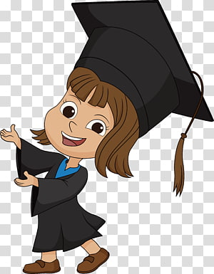 wanita dalam ilustrasi pakaian akademik, Wisuda Mahasiswa Ilustrasi pakaian akademik, desain mahasiswa pascasarjana png