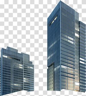 gedung beton abu-abu, Arsitektur Yingkou Gedung pencakar langit bertingkat tinggi, gedung pencakar langit kota PNG clipart