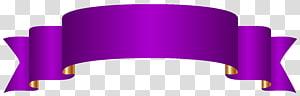Banner Paper, Purple Banner, dekorasi renda ungu dan coklat PNG clipart