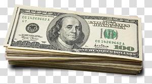 100 dolar AS, banyak uang kertas Amerika Serikat, uang kertas seratus dolar Amerika Serikat, uang kertas Dolar Amerika Serikat uang kertas satu dolar, Seratus Dolar AS png