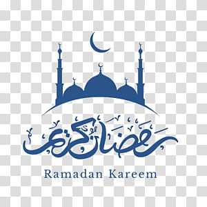 Idul Fitri Ramadhan Idul Fitri Quran, dekorasi bulan Quran Biru, logo Ramadhan Kareem png