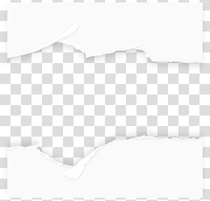 Pola Hitam dan Putih, Latar belakang kertas sobek, lukisan abstrak hitam dan putih png