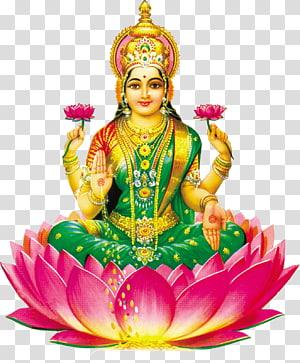 Ilustrasi Dewi Lakshmi, Ganesha Shiva Krishna Hanuman Lakshmi, vishnu png