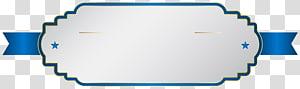 pita putih dan biru, Label, Label Biru Putih PNG clipart
