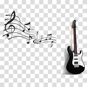 gitar listrik hitam, Gitar musik Country, gitar listrik png