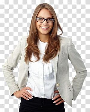 wanita tersenyum kedua tangan di pinggang, Bisnis Kecil perusahaan Startup Manajemen desain web, wanita png