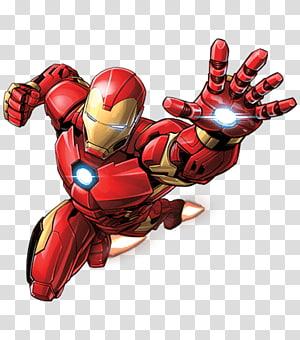 Ilustrasi Iron Man, Thor Marvel Comics Iron Man Superhero Marvel Universe, ironman png
