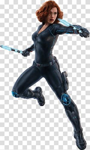 Black Widow, Scarlett Johansson Marvel: Aliansi Avengers Black Widow Iron Man The Avengers, Black Widow png