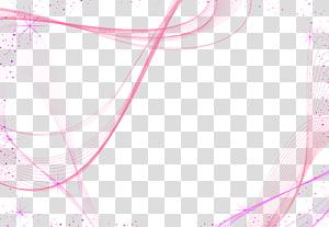 Desain grafis Pola, bahan abstrak dekoratif latar belakang garis lembut ungu, latar belakang biru dan merah muda png