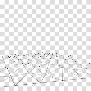 Teknologi Euclidean, Latar belakang teknologi, ilustrasi hitam png