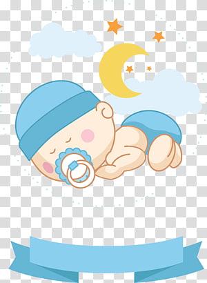 Bayi Tidur, Bayi tidur, ilustrasi bayi tidur animasi png