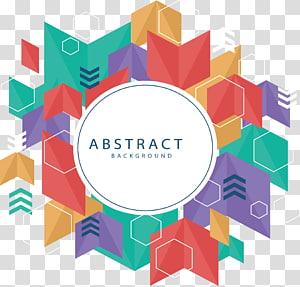 Abstraksi Panah Adobe Illustrator, Pola abstrak panah warna, latar belakang abstrak beraneka warna png