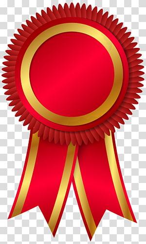 desain grafis pita merah dan krem, Alat mesin Industri mesin cuci, Penghargaan Rosette Clipar png