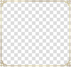 Model kawat-bingkai, Batas Bingkai Dekoratif, bingkai persegi coklat PNG clipart