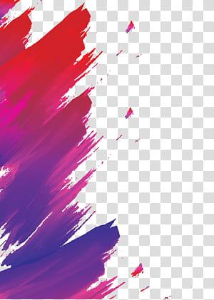 Poster Jazz, Cat air abstrak yang dilukis dengan tangan acak, lukisan abstrak png