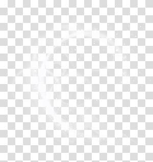 Titik sudut garis hitam dan putih, efek estetika salju cahaya bintang png