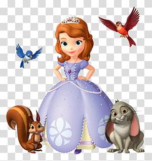 Acara Televisi Baileywick Minnie Mouse Disney Junior, Princess Sofia, Disney Sofia The 1st PNG clipart