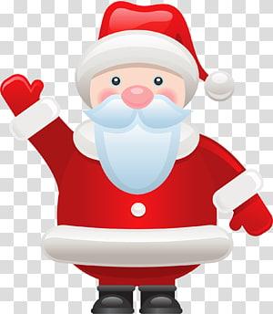 Santa Claus Père Noël, Seni Santa Claus, seni kipas Santa Claus png
