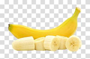 Smoothie Banana Food Makan Buah, pisang, buah pisang kuning png