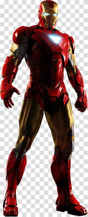 Ilustrasi Iron-Man, Iron Man Armor War Machine Marvel Cinematic Universe, Iron Man Versi Terbaru 2018 png
