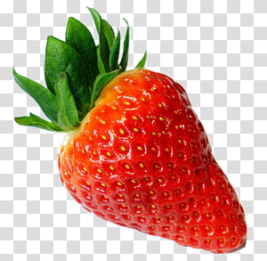 buah stroberi, Frutti di bosco Buah Strawberry Waffle, Strawberry PNG clipart