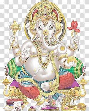 Dewa Ganesha, Dewa Dewa Emas Siwa Ganesha, agama, Buddha png