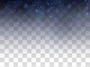 Suasana Siang Hari Komputer Bumi, Langit luas, malam berbintang png