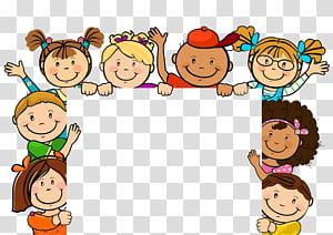 Ilustrasi Kartun Anak, Anak-anak yang lucu, ilustrasi seni kartun anak-anak PNG clipart