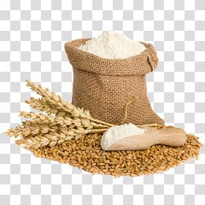 sekarung tepung terigu, tepung Atta Dal Tepung terigu Roti, Tepung dan gandum png
