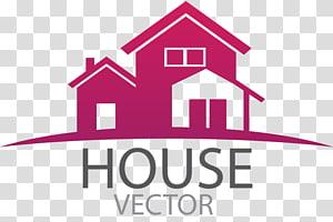 House logo, Logo Desain grafis, logo rumah sederhana furnitur Eropa png