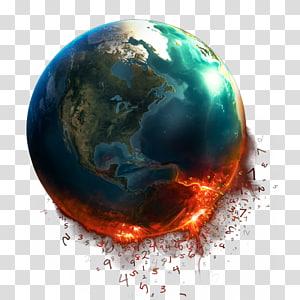 bumi dengan angka berukir grafik, Bumi 1080p, Bumi png
