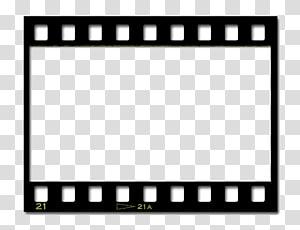 ilustrasi film hitam, Filmstrip, Filmstrip Gratis PNG clipart