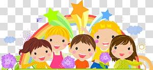 anak-anak, bingkai anak kartun, latar belakang anak-anak lucu PNG clipart