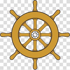 Roda kemudi Roda kemudi, Roda Perahu s png