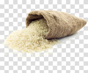 ilustrasi karung beras, ekstrak Beras Basmati, Beras png