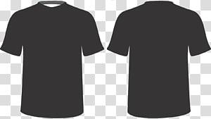dua t-shirt crew-grey, T-shirt Polo shirt Crew neck Sleeve, t-shirt png