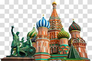 Katedral Saint Basil \ 's Moscow Kremlin Lenin \' s Mausoleum Red Square Kazan Cathedral, Moscow, el castillo PNG clipart