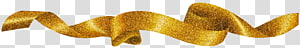 Grafis Skalabel Emas, Pita Emas Berkilauan, ilustrasi pita emas png