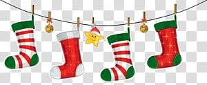Dekorasi Natal, Ornamen Natal, Santa Claus, Dekorasi Natal, kaus kaki Natal png