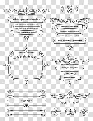 Logo Pernikahan, Pola perbatasan png