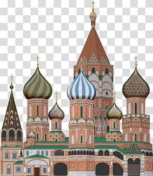 makam lenin saint basil katedral grand kremlin palace spasskaya tower moscow kremlin, katedral PNG clipart