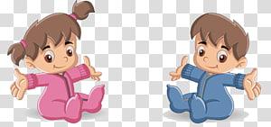 anak laki-laki dan perempuan, Ilustrasi Bayi Laki-Laki, Kartun bayi PNG clipart