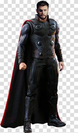 Karakter The Mighty Thor, Avengers: Perang Infinity Thor Loki Iron Man Captain America, Thor png