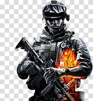 prajurit, Battlefield 3 Battlefield 2 Battlefield 4 Xbox 360 Video game, Call Of Duty Free png